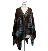 Tapestry Reversible Wrap.