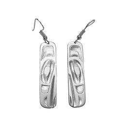 Haida Raven Earrings