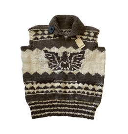XL Eagle Pullover Vest