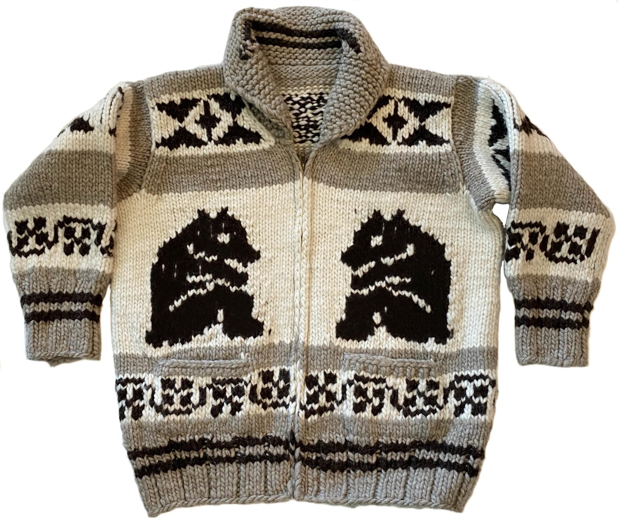 XL Bears Sweater