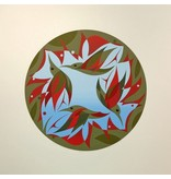 Tsaw 'Pacific Spring' - Print by Susan Point (Coast Salish).