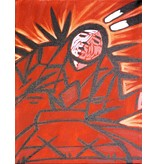 Original Painting by Jerry Whitehead (Cree).