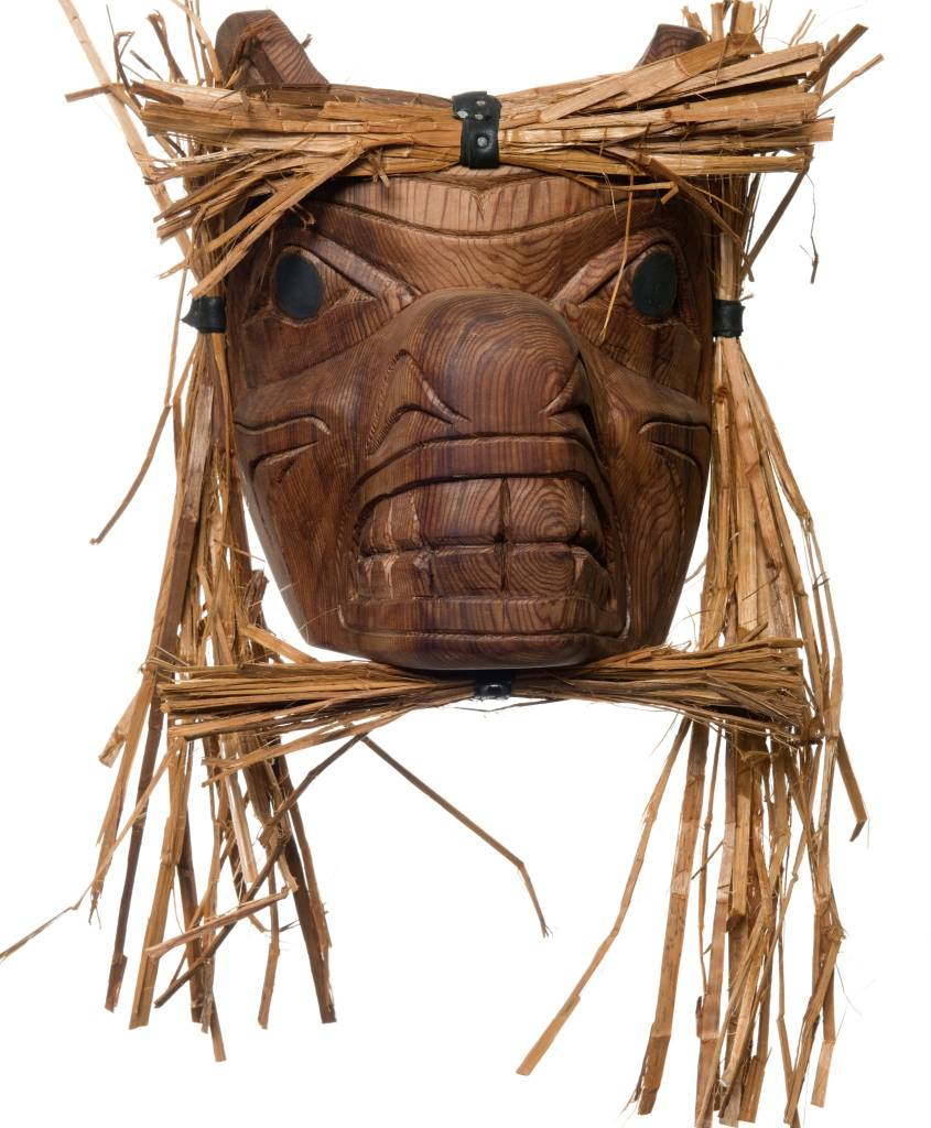West Coast Beaver Mask