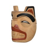 Gitxsan Bear Mask