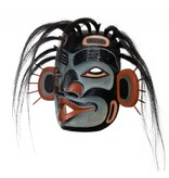 Northwest Coast Sea Dzunukwa Mask (Kwak'wak'wakw)