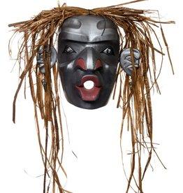 Large West Coast Dzunukwa Mask