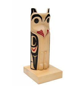 Small Owl Totem Pole