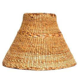 Traditional Cedar Bark Hat by Francis Jackson (Gitxsan).