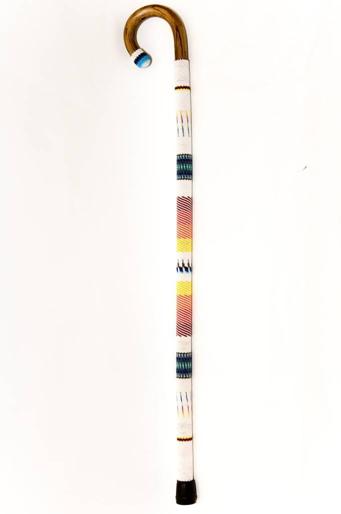 Beaded Walking Stick Cane