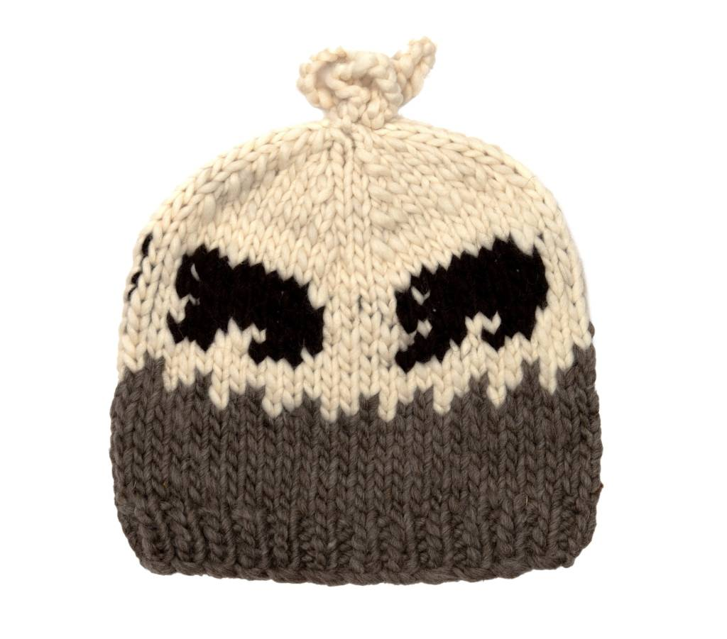 Hand Knit Cowichan Toque