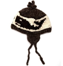 Cowichan Helmet (Toque with Ear Flaps)