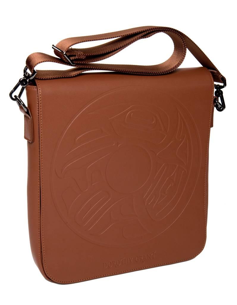 0c7a3cca0e Raven Messenger Bag Dorothy Grant - Cheryl s Trading Post