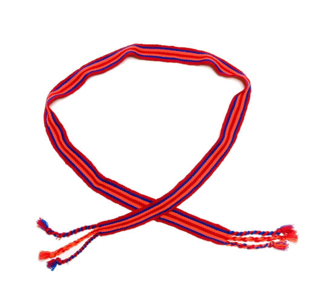 Hand Loomed Belt (Huichol).