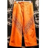 Shipibo Embroidered Pants