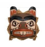 Northwest Coast Beaver Mask (Kwak'waka'wakw)