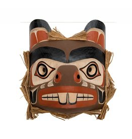 Northwest Coast Beaver Mask