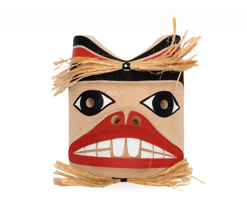 (Ditidaht) Beaver Mask .