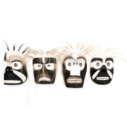 Ghost Mask Set by Shawn Karpes