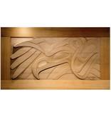 Thunderbird Cedar Wall Panel