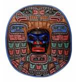 Kwak'waka'wakw Moon Mask