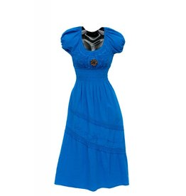 Long Pima Cotton Dresses