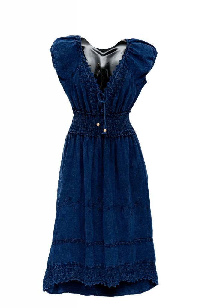 Long Pima Cotton Dresses