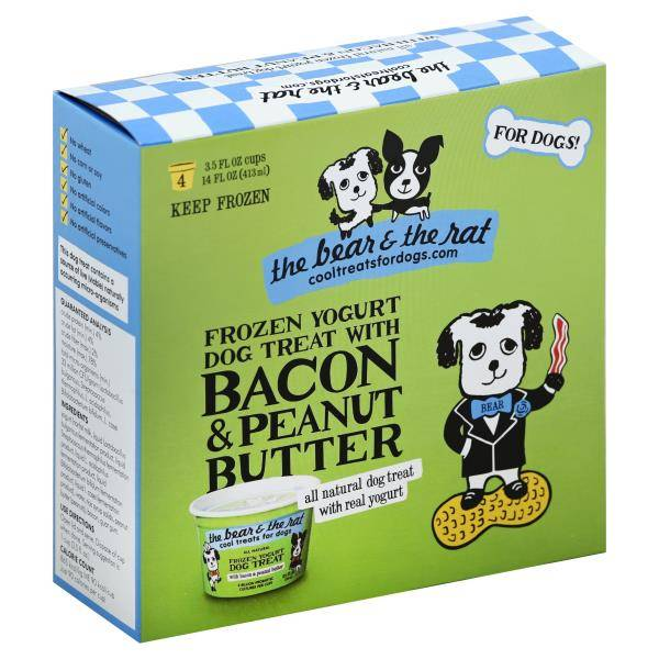 The Bear & The Rat Frozen Yogurt - 4 PK