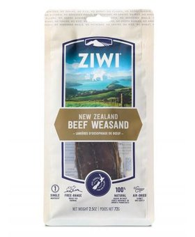 ZiwiPeak Beef Weasand 2.5 OZ