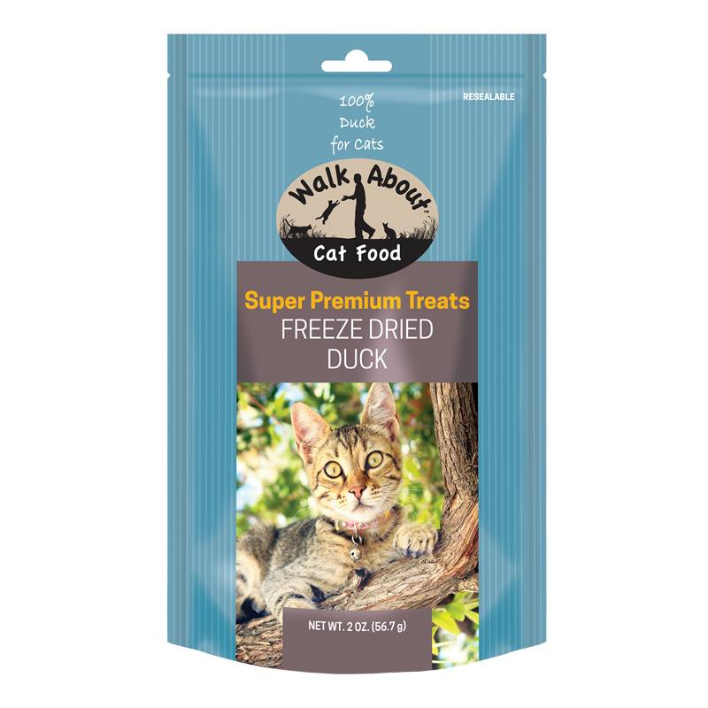Walk About Freeze Dried Cat Treats
