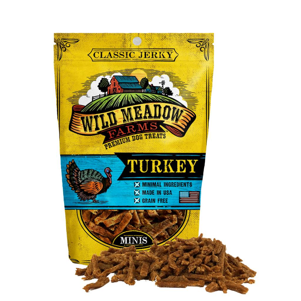 WILD MEADOW FARMS Wild Meadow Farms Jerky 3.5 OZ