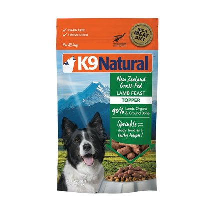 K9 Natural Toppers