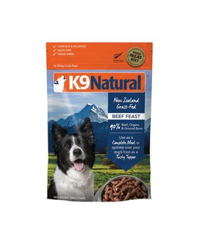 K9 Natural Freeze Dried