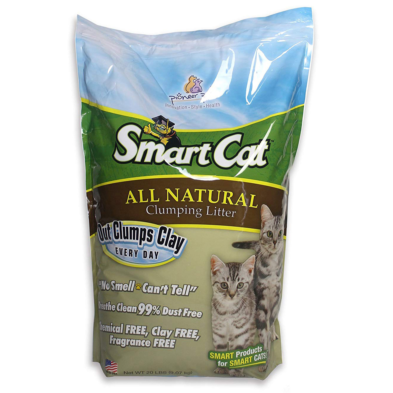 SMARTCAT, LLC / PIONEER PET PRODUCTS SmartCat Clumping Litter