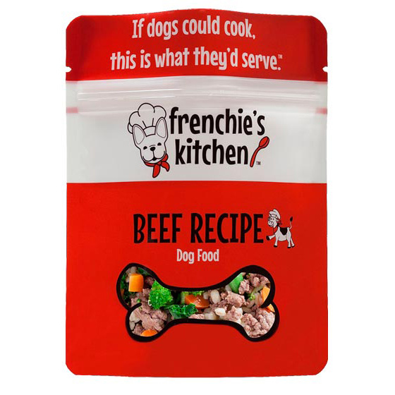 Frenchie's Kitchen Beef, Chicken & Turkey