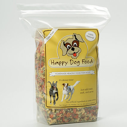 HAPPY DOG FOOD Happy Dog Grain Free