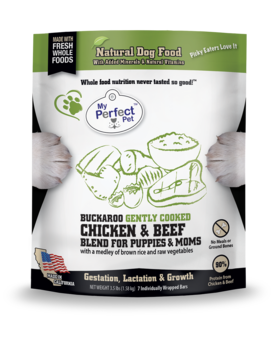 My Perfect Pet Buckaroo Puppy Blend 3.5 LB
