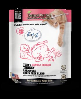 My Perfect Pet Turkey Carnivore Diet - 2.5LB