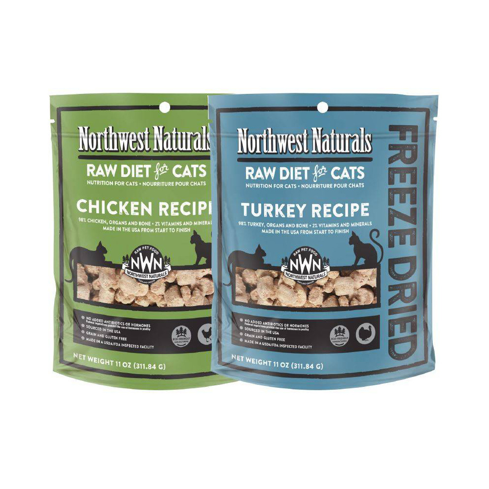 Northwest Naturals Freeze Dried Cat 4 OZ