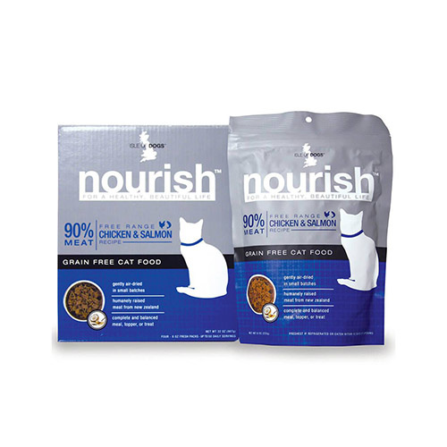 Nourish Grain Free Cat Food