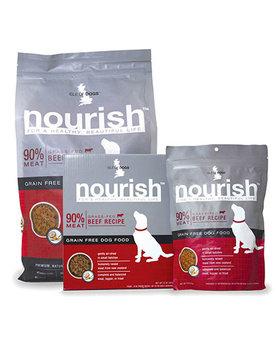 Nourish Grain Free Dog Food