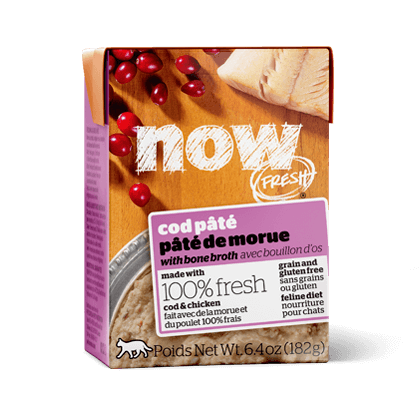 Now Grain Free Cat Stew & Pate 6.4 OZ Tetra Pak