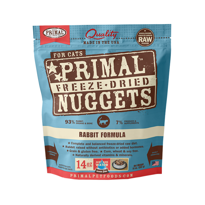 Primal Cat Freeze Dried