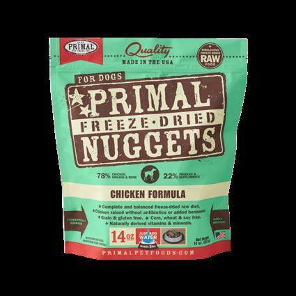 Primal Dog Freeze Dried