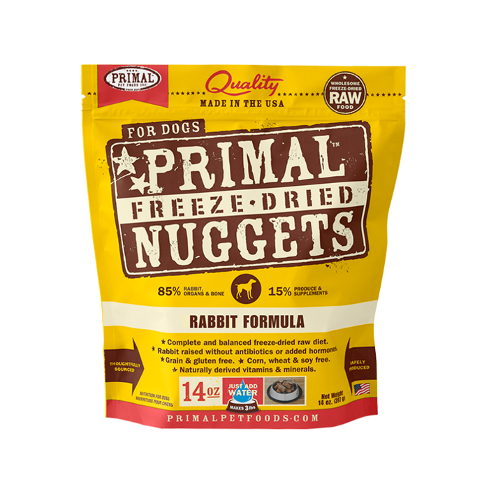 Primal Dog Freeze Dried