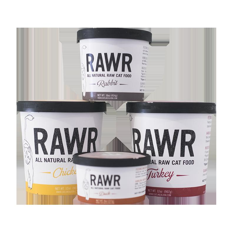 RAWR Rawr Cat Raw