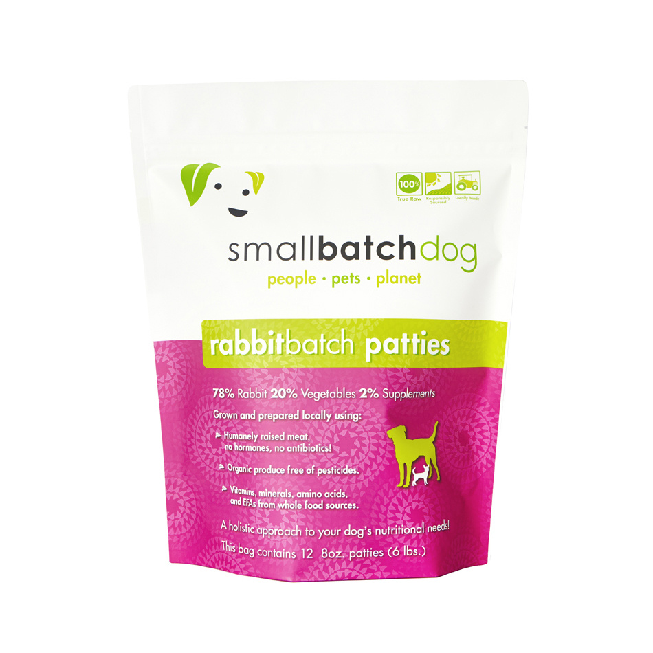 Smallbatch Dog Raw