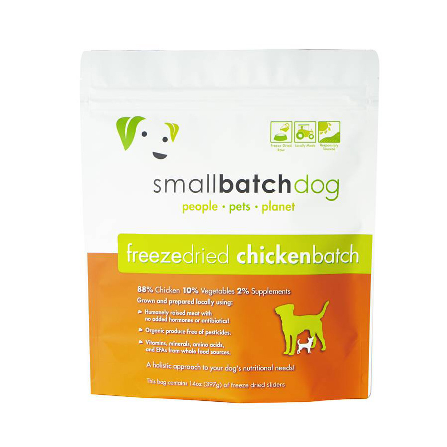 Smallbatch Dog Freeze Dried