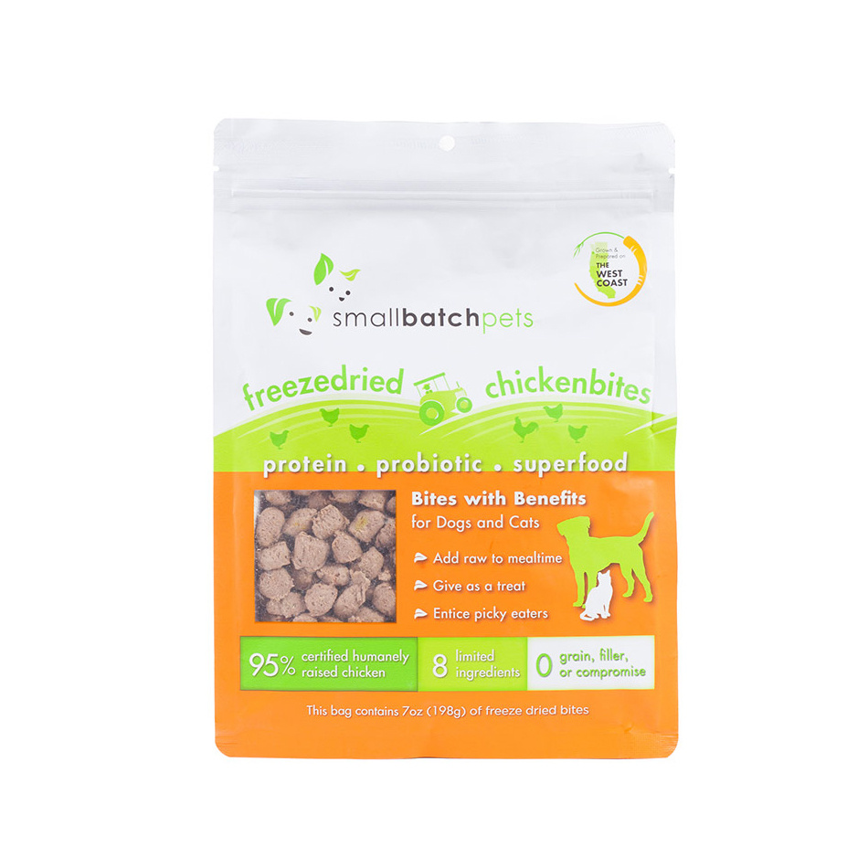 Smallbatch Dog Freeze Dried Bites