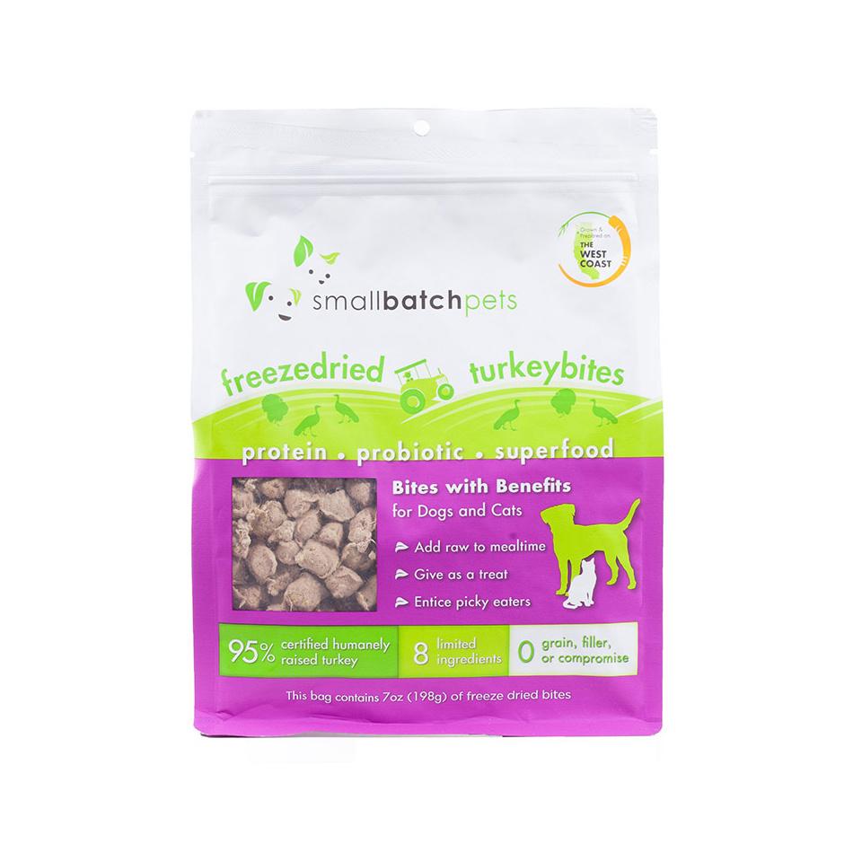 Smallbatch Dog Freeze Dried Bites