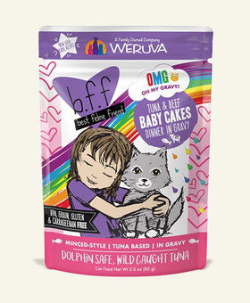 Weruva BFF Cat Pouches
